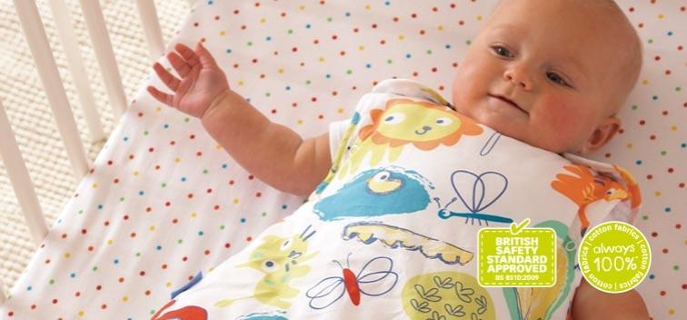 Υπνόσακοι Gro οι μόνοι με πιστοποίηση για την ασφάλεια του μωρού