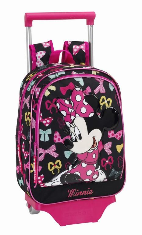 fb0c6cd459 Σχολικά    Σχολικές Τσάντες    Disney Τρόλει μικρή Minnie Mouse